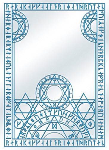Pattern Of the World Runes Character Guard Over Sleeve Card Game Anime]()