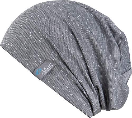 FEINZWIRN leichte Mütze in vielen Farben und Stoffarten Unisex für Frühjahr - Sommer - Herbst und Winter