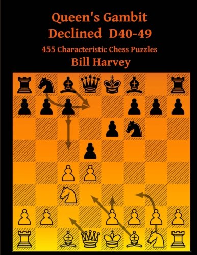 Queen's Gambit Declined: D40-D49: 455 Characteristic Chess