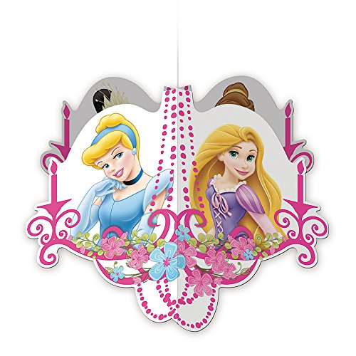 3D Hanging Disney Princess Decoration