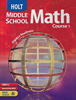Holt middle school math student edition course 3 2004 rinehart and holt middle school math student edition course 1 2004 fandeluxe Images