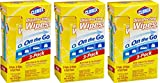 Clorox Disinfecting Wipes On The Go Value Pack lUThDn, 3Pack (102 Count)