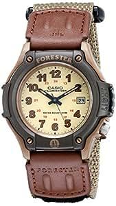CASIO Men's FT-500WC-5BVCF Forester Sport Watch