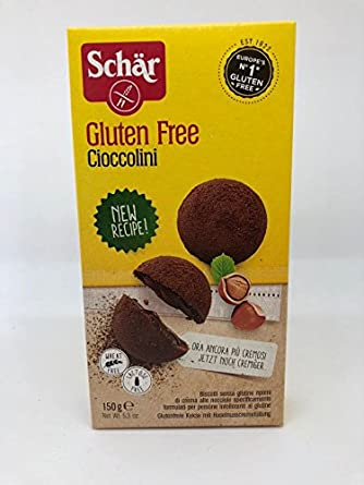 Schar Gluten - galletas de doble chocolate para vacaciones ...