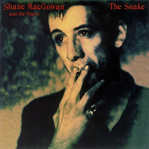 Vinilo : Shane Macgowan and the Popes - The Snake (Limited Edition, Green, 180 Gram Vinyl)