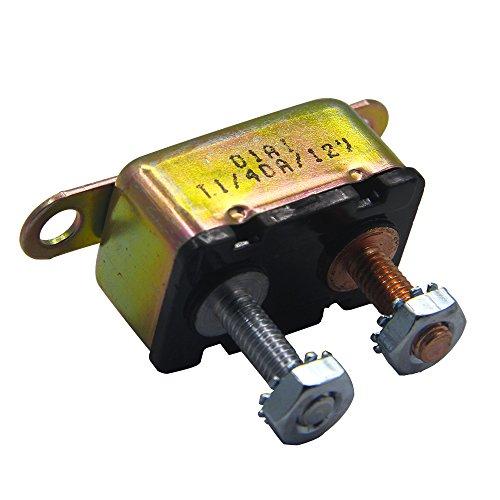 40 amp auto reset circuit breaker - 2