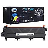 Cool Toner 1 Pack Black 2,600 Pages Compatible Toner Cartridge Replacement For Brother TN450 TN-450 TN 450 For Brother HL-2280DW HL-2270DW HL-2240 HL-2240D MFC-7240 MFC-7860DW MFC-7460DN DCP-7065DN