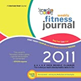 Streaming Colors Fitness Journal 2011 Weekly Planner, Alexis K. Luhrs, 0982140649