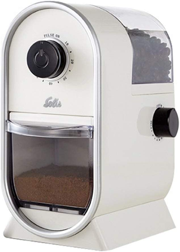 Solis Home Automatic Electric Coffee Grinder Grinding Mill GUSTO TYPE262 220V