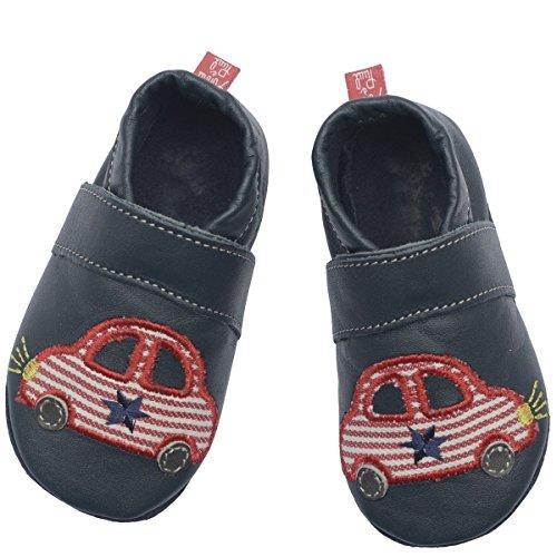 Anna und Paul , Chaussures souple pour bébé (garçon)