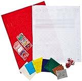 Bucilla Advent Calendar Felt Applique Wall Hanging Kit, Scount Elf Countdown, 86551 Size 14.5-Inch by 20-Inch