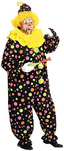 Costume Stop - Adult Polka Dot Clown Costume