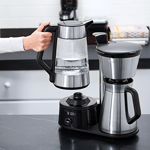 Oxo Coffee Maker Warranty : OXO On Barista Brain 12 Cup Coffee Maker with Removable Kettle Daily Deals Daily Deals