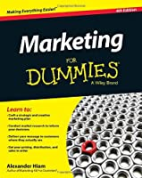 Marketing For Dummies, 4th Edition Front Cover
