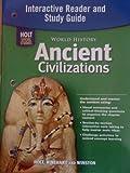 Holt World History, Holt Rinehart, 0030423333