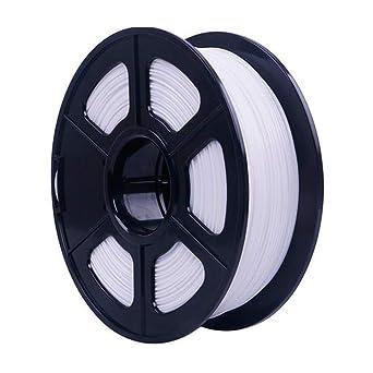 Wolfgray 1.75mm PLA Filamento de impresora 3D, Filamento de ...