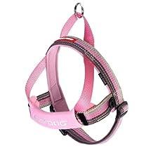 EzyDog Quick Fit Dog Harness, X-Large, Candy