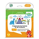 LeapFrog LeapStart Shapes & Colours with Creativity Activity Book - French Version