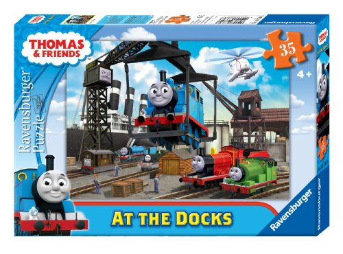Thomas Friends Docks Puzzle 35 Piece product image