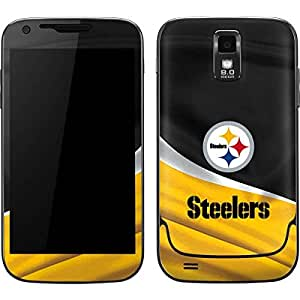 NFL Pittsburgh Steelers Galaxy S II - T-Mobile Skin - Pittsburgh Steelers Vinyl Decal Skin For Your Galaxy S II - T-Mobile