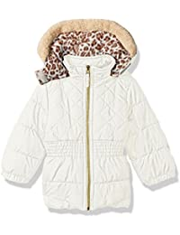 Baby Girls Quilted Puffer