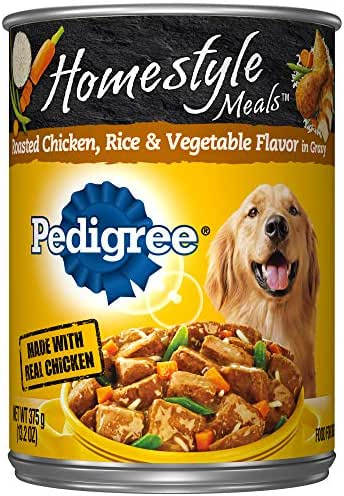 Dog Food: Pedigree Homestyle Meals