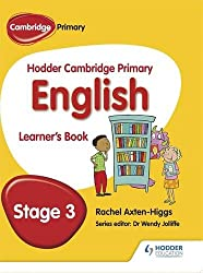 Hodder Cambridge Primary English: Student Book Stage 3