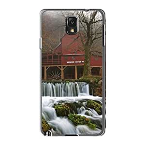 Cute Tpu TianMao Architecture (39) Case Cover For Galaxy Note3