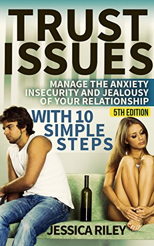Trust Issues Insecurity Jealousy Relationship ebook product image