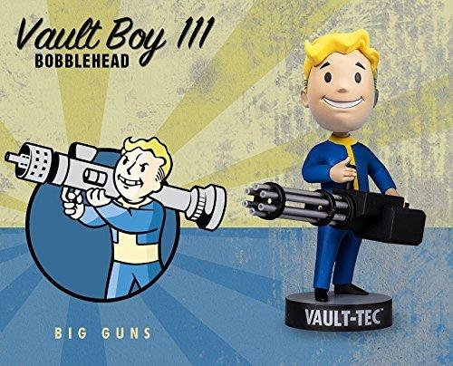 Fallout Vault Boy 111 Bobbleheads Series 3 - Big Guns