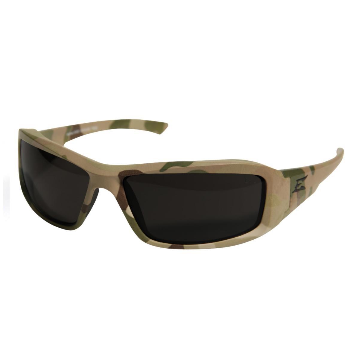 Edge Eyewear Hamel Glasses, Multicam Frame/G-15 Vapor Shield Lens by Eagle Claw