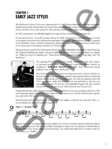 New Orleans Piano Styles: A Guide to the Keyboard Licks of Crescent ...