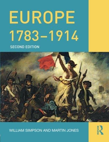 Europe 1783–1914