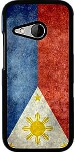 Funda para Htc One Mini 2 - Bandera Nacional De Filipinas by BruceStanfieldArtist