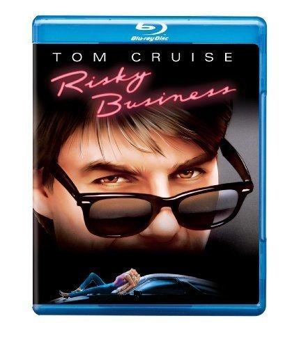 Risky Business [Blu-ray] by Warner Home Video by Paul Brickman
