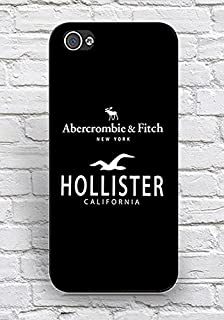 Iphone 5/5S Funda Hollister Brand Logo Series Print for Woman, Pretty Funda Iphone 5/5S Funda Cover Slim fit Floralmaycase