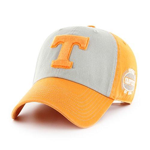 NCAA Tennessee Volunteers Adult NCAA Tuscon Ots Challenger Adjustable Hat, One Size, Vibrant Orange