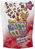 Friskies Purina Party Mix Cat Treats Mixed Grill Crunch