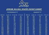 Alkali RPD Lite Senior Adult Inline Roller Hockey
