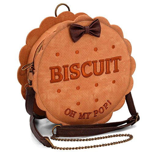 Pop My Biscuit Casual Backpack 5 Beige Oh 3 Daypack Cookie L cm 23 5BHqxFw