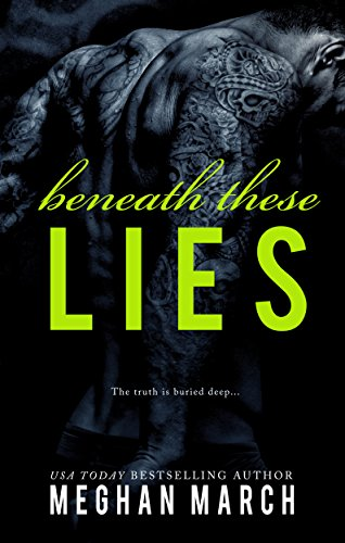 Beneath These Lies cover