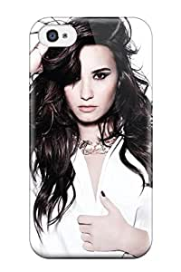 Premium Demi Lovato Neon Lights Tour Heavy-duty Protection Case For Iphone 4/4s