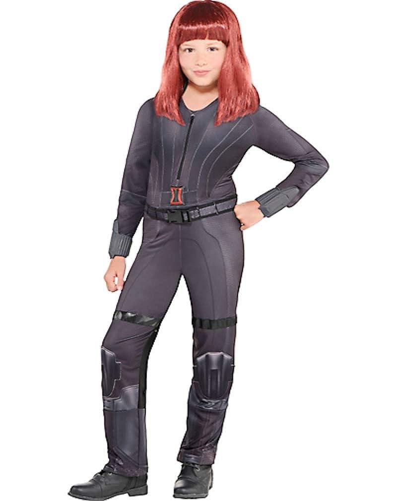 Amazon.com: Disfraz de viuda para niñas de HalloCostume ...