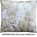 Assorted White Merino Roving Ends & Mixed Fiber Waste - Bulk Top Fiber for Felting, Spinning, Blending & Hand Dyeing