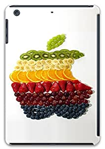 iPad Mini Retina Fruit Apple LOGO PC Custom iPad Mini Retina Case Cover