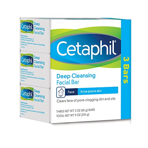 Cetaphil Cleansing Facial Acne Prone Ounce