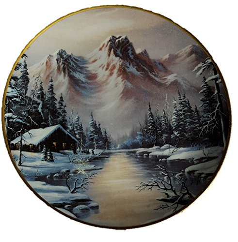 - Franklin Mint Heirloom Limited Edition Plate