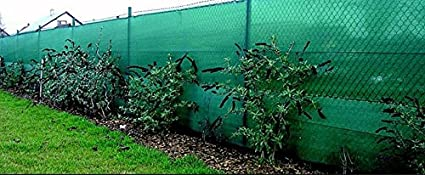 Shade Net Green Shade with Attached Eyelets for Garden Farm
