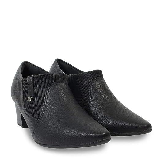 63b8e02e28 Sapato Ankle Boot Piccadilly Feminina Bico Fino  Amazon.com.br  Amazon Moda