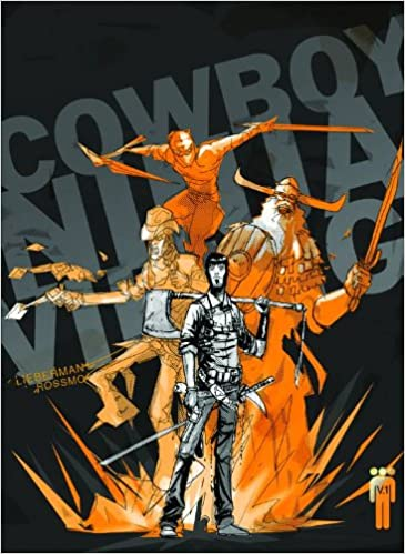 Cowboy Ninja Viking Volume 1: Amazon.es: A. J. Lieberman ...